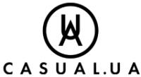 Casual UA Size charts