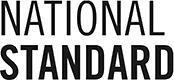 National Standard Size charts